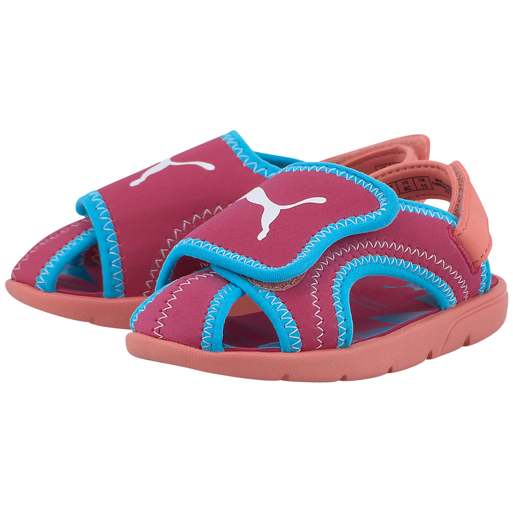 Puma - Puma Summer Sandal Kids 35988303-1. - ΦΟΥΞΙΑ outlet   παιδικα   πέδιλα