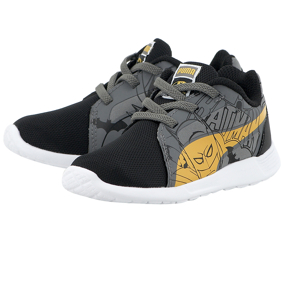 Puma – Puma Trainer Evo Batman 36124401-2 – ΜΑΥΡΟ/ΓΚΡΙ