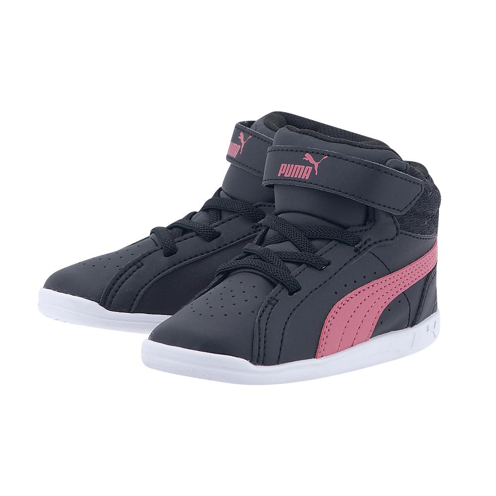 Puma Ikaz Mid v2 V Inf μαυρο ροζ 363927-03  47bc0e50650