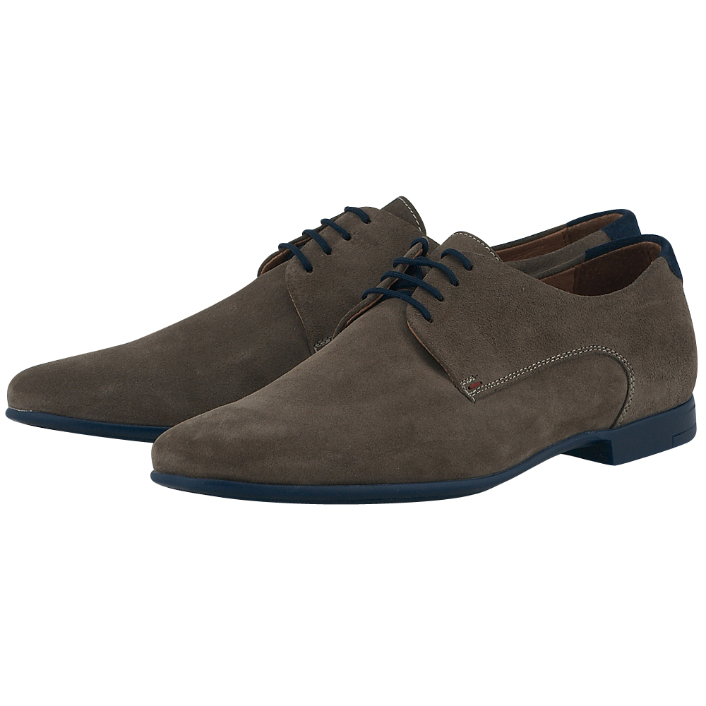 Damiano Damiani - Damiano Damiani 38-528 - ΚΑΦΕ outlet   ανδρικα   loafers   με κορδόνι