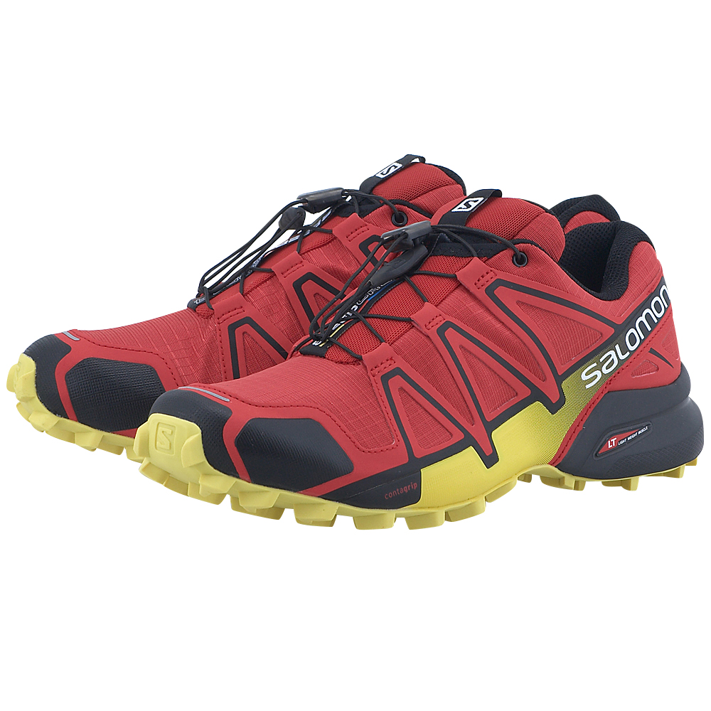 Salomon – Salomon Speedcross 4 381154 – ΚΟΚΚΙΝΟ