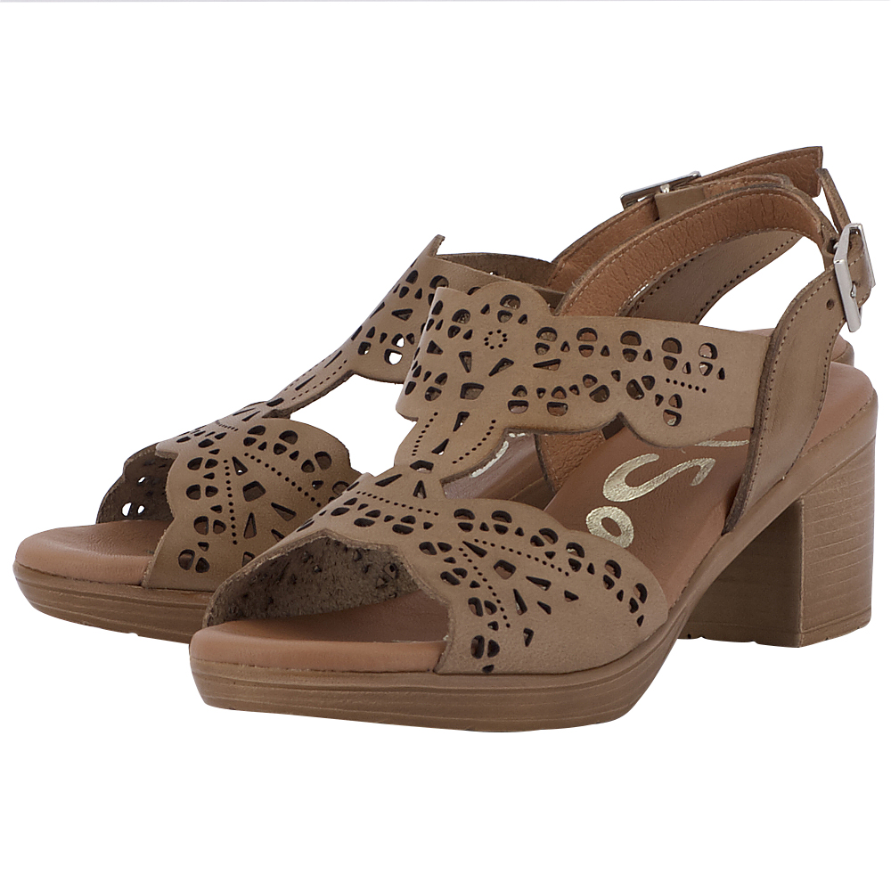 OH MY SANDALS - Oh My Sandals 3892A - ΜΠΕΖ