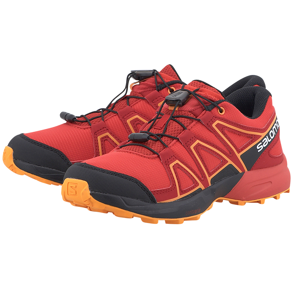 Salomon – Salomon Speedcross J 392383 – ΚΟΚΚΙΝΟ