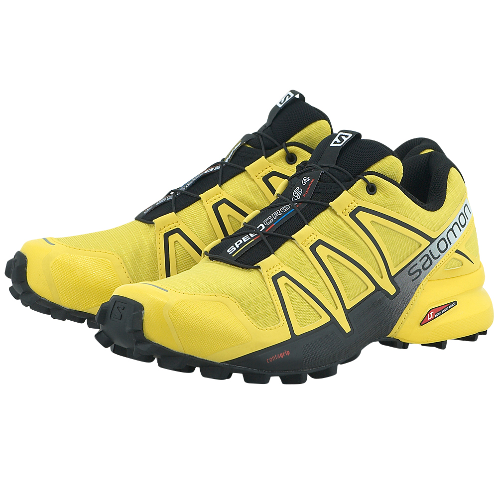 Salomon – Salomon Trail Running Speedcross 392400 – ΚΙΤΡΙΝΟ/ΜΑΥΡΟ