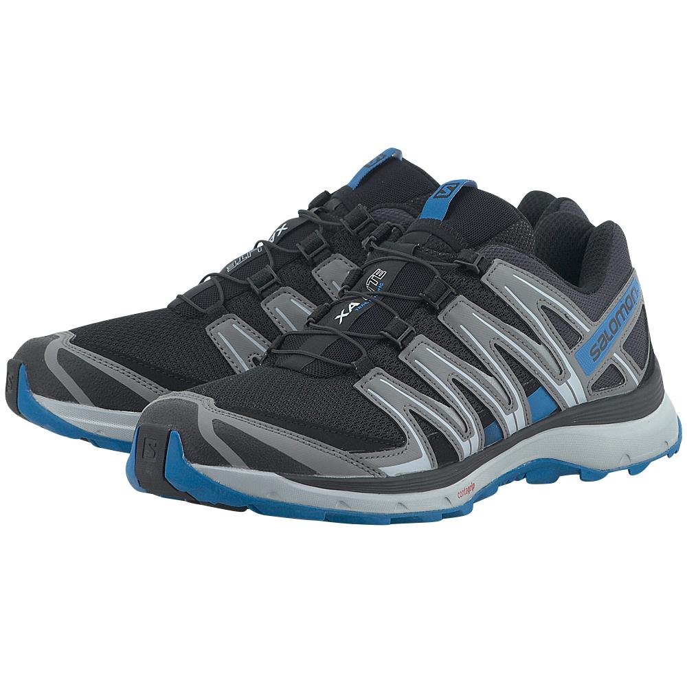 Salomon – Salomon Trail Running Shoes 393307 – ΜΑΥΡΟ/ΓΚΡΙ
