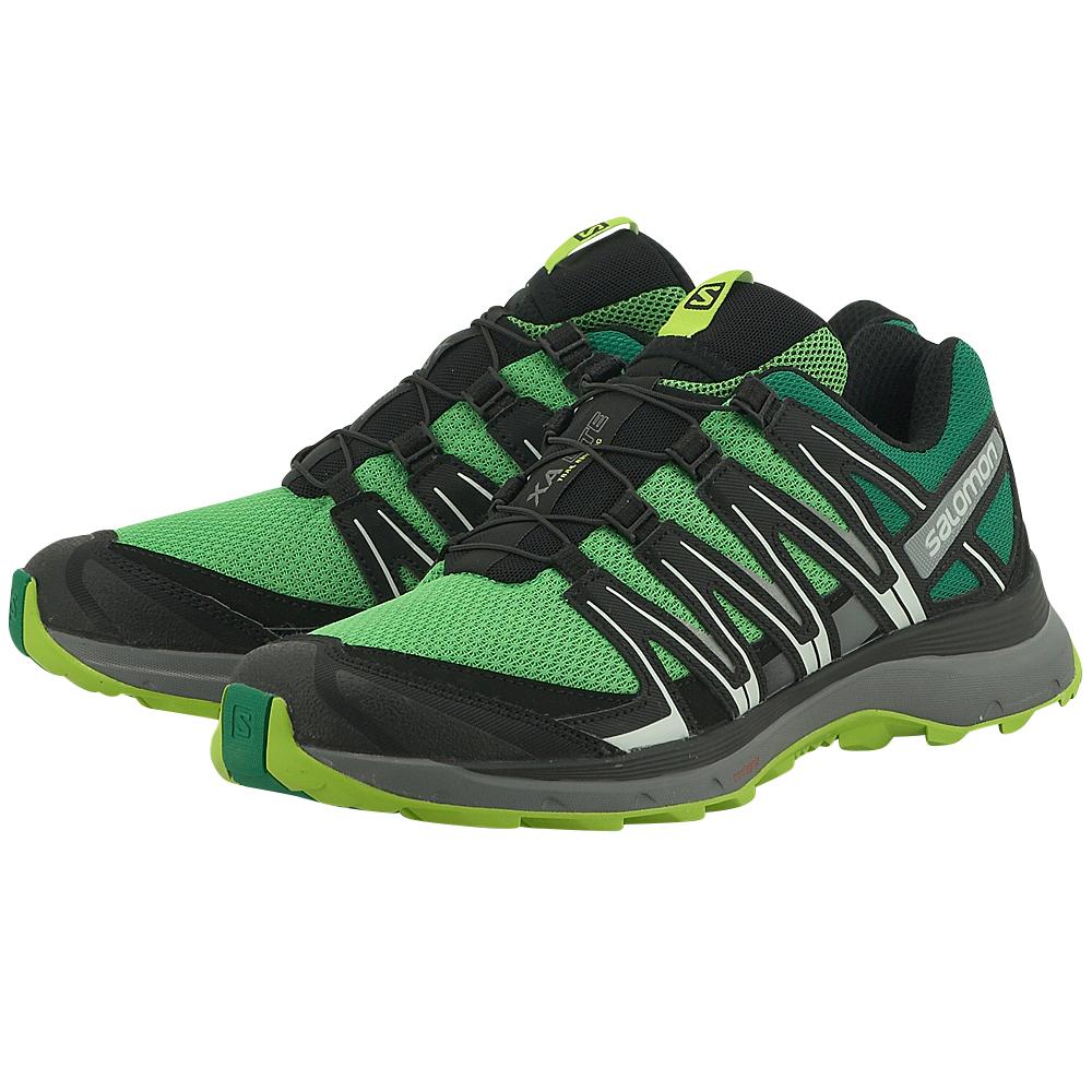 Salomon - Salomon Trail Running XA Lite 393308 - ΠΡΑΣΙΝΟ/ΜΑΥΡΟ