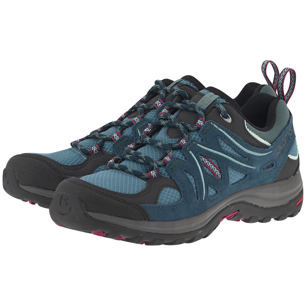 Salomon - Salomon Ellipse 2 Aero W 393508 - ΜΠΛΕ
