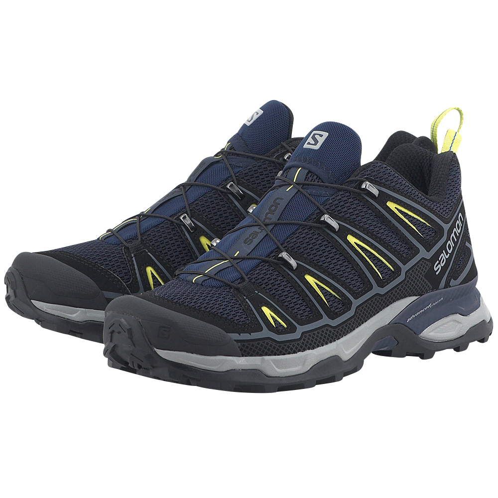 Salomon – Salomon Hik & Multi X Ultra 394738 – ΜΠΛΕ ΣΚΟΥΡΟ
