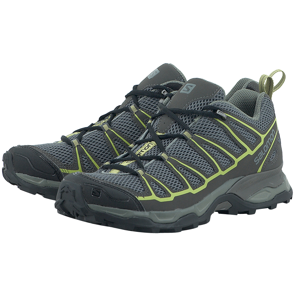 Salomon – Salomon Hiking & Multifunction 394741 – ΓΚΡΙ ΣΚΟΥΡΟ