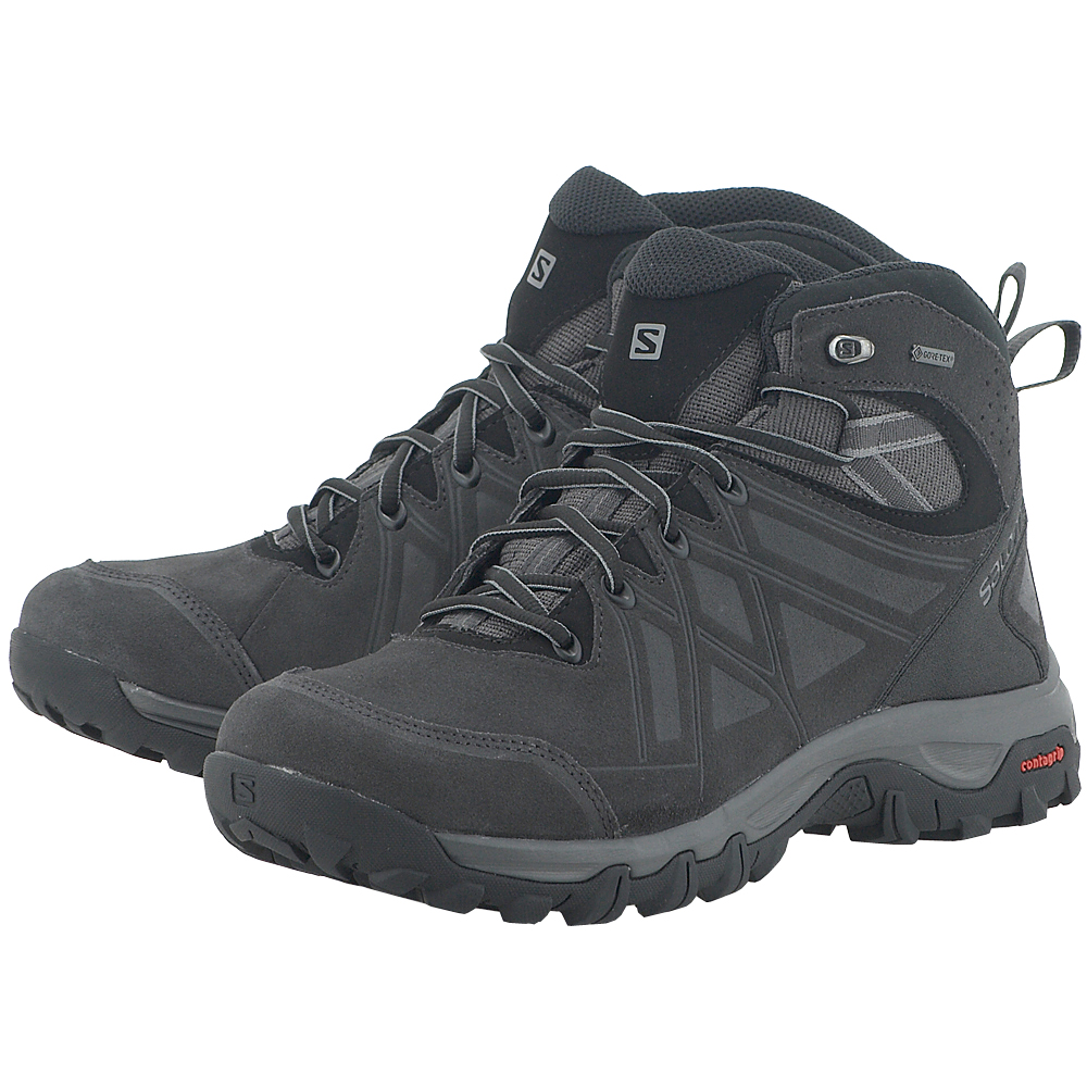 Salomon - Salomon Hiking & Multifunction 398714 - ΜΑΥΡΟ