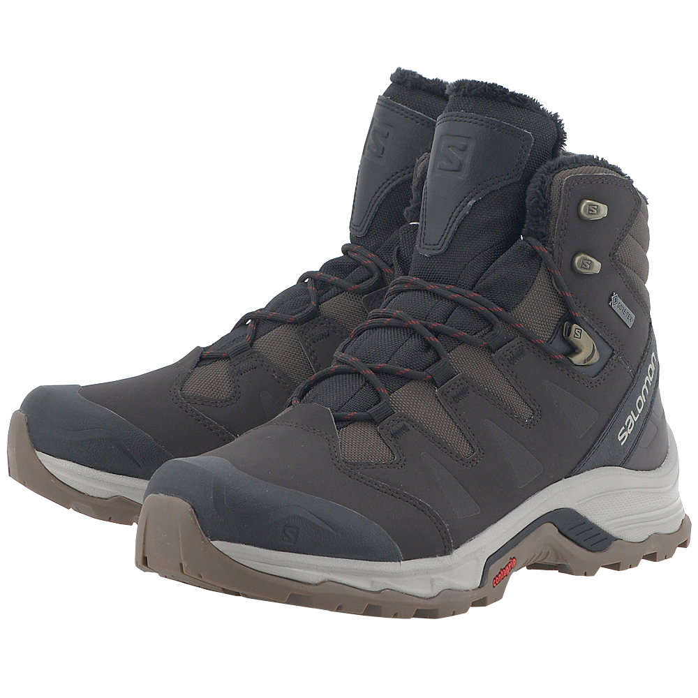 Salomon – Salomon Winter 399723 – ΚΑΦΕ ΣΚΟΥΡΟ