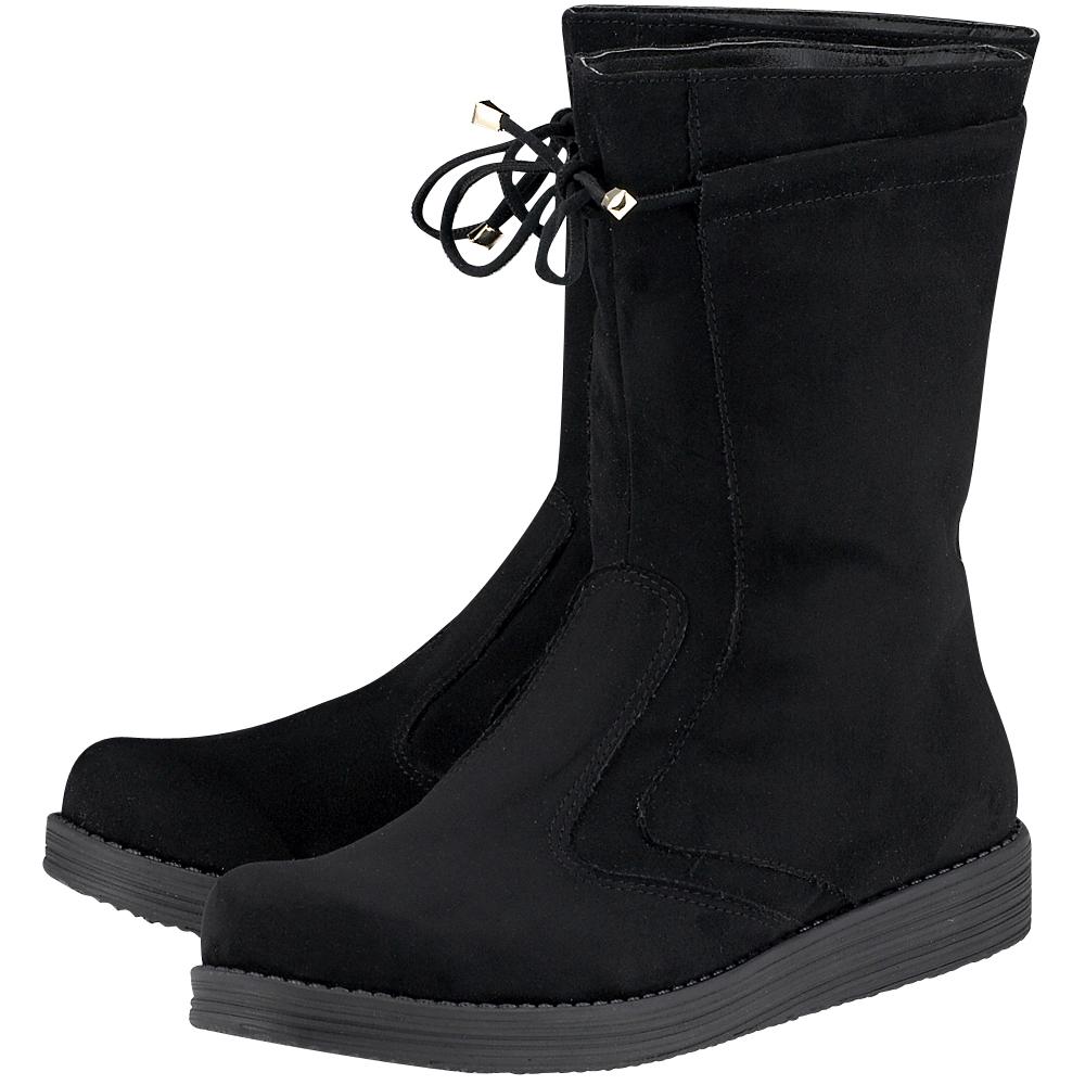 Ladies Shoes – Ladies Shoes 40-080 – ΜΑΥΡΟ