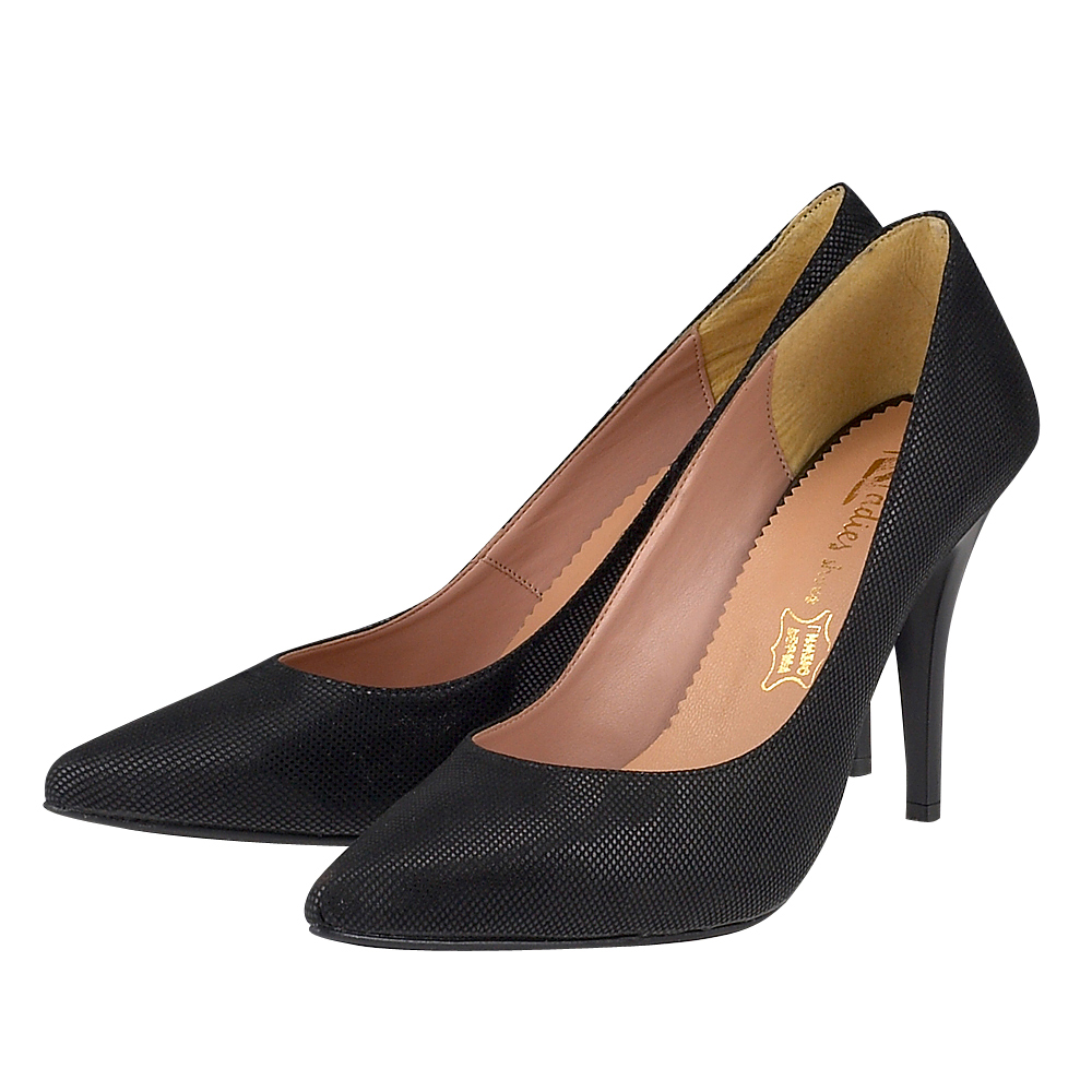 Ladies Shoes – Ladies Shoes 40-700 – ΜΑΥΡΟ
