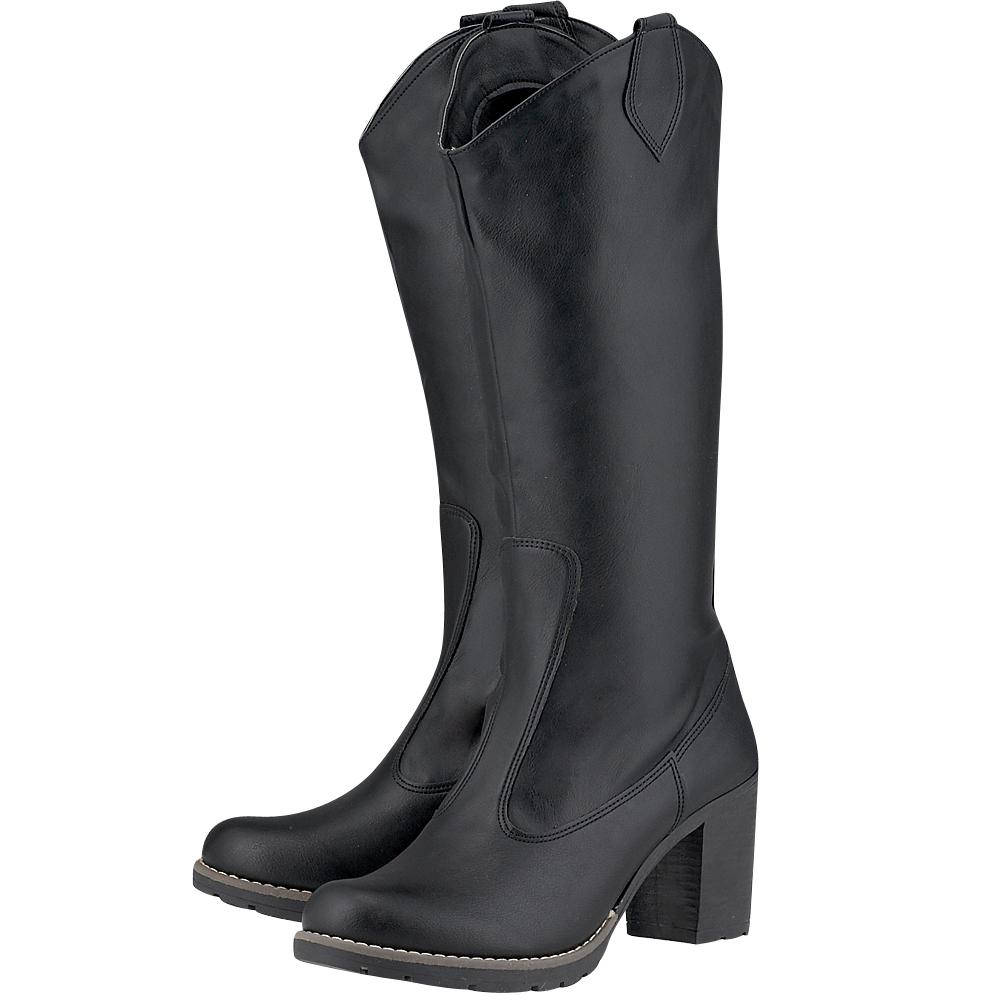 Ladies Shoes - Ladies Shoes 40-800. - ΜΑΥΡΟ