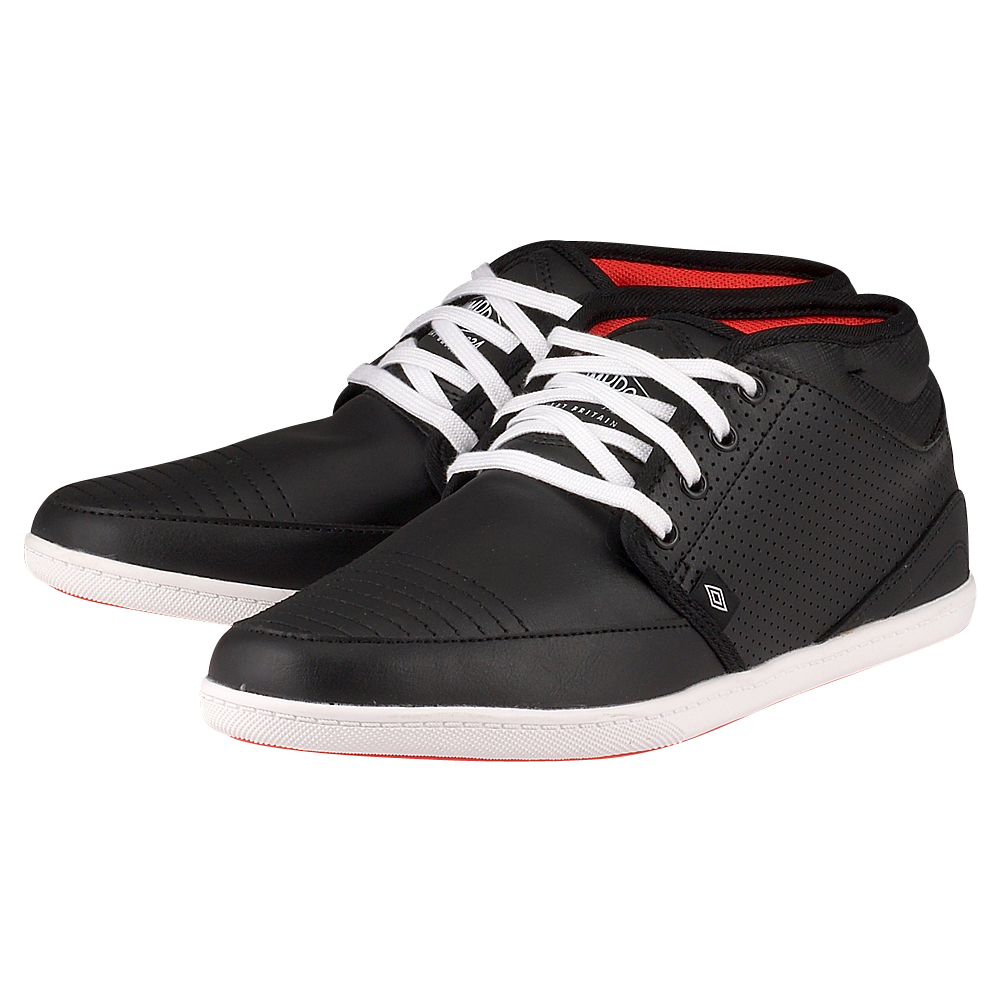 Umbro - Umbro 40183U - ΜΑΥΡΟ outlet   ανδρικα   sneakers   mid cut