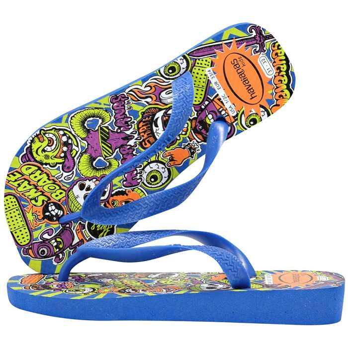 Havaianas - Havaianas 41231073392-2. - ΜΠΛΕ outlet   παιδικα   σαγιονάρες