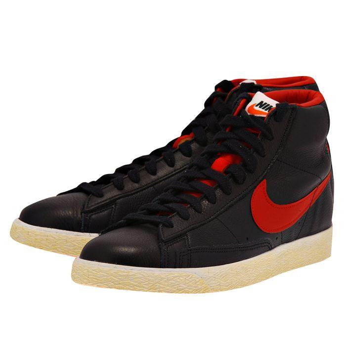 Nike - Nike Blazer Mid 429988011-4. - ΜΑΥΡΟ