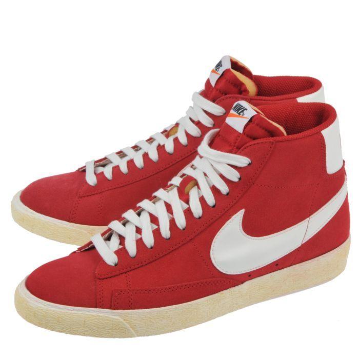 5a8edb918c1 Nike Blazer High Premium κοκκινο 487653600   MYSHOE.GR