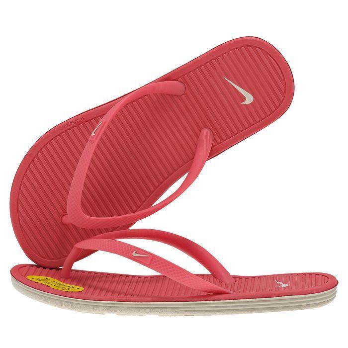 Nike – Nike Solarsoft Thong II 488161600-3. – ΚΟΡΑΛΙ