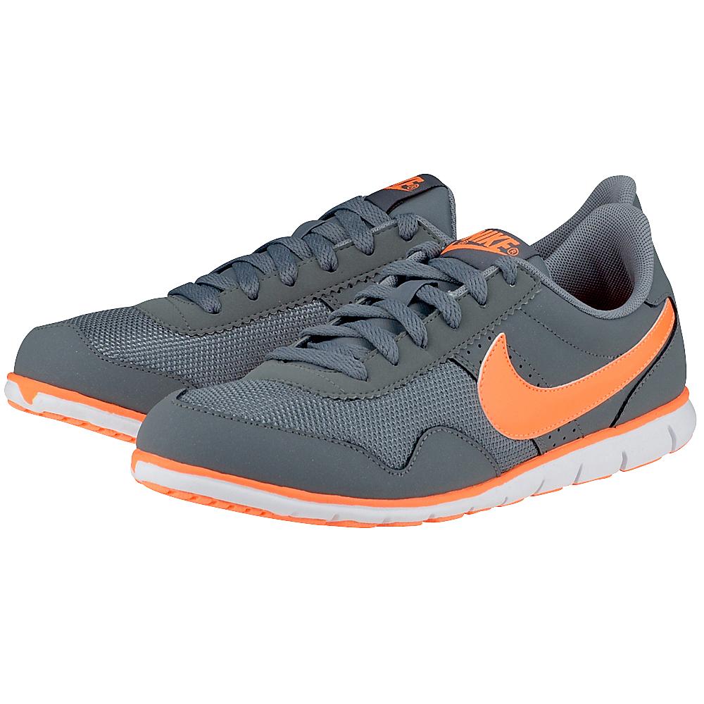 Nike - Nike Victoria 525322018-3 - ΓΚΡΙ/ΠΟΡΤΟΚΑΛΙ
