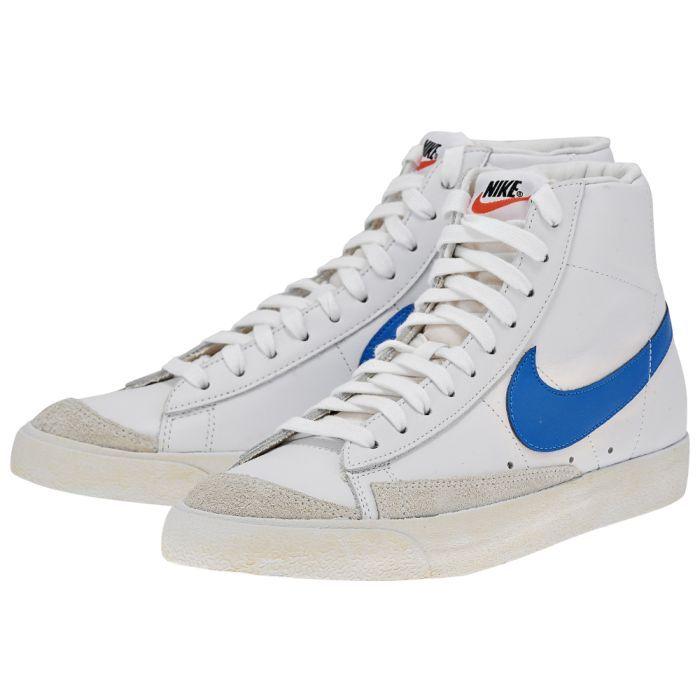 Nike – Nike Blazer mid '77 Prm Vntg 537327100-4.. – ΛΕΥΚΟ