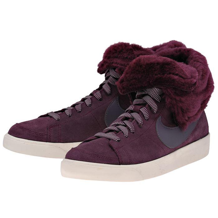 Nike – Blazer High 538254600 – ΜΩΒ