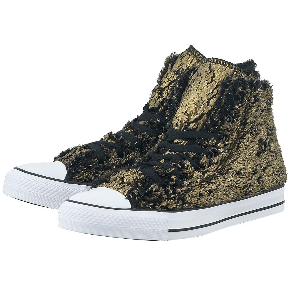 Converse – Converse Chuck Taylor 549636C-3 – ΧΡΥΣΟ/ΜΑΥΡΟ