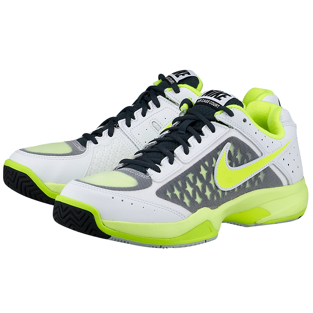 Nike – Nike Air Cage Court 549890112-4 – ΛΕΥΚΟ
