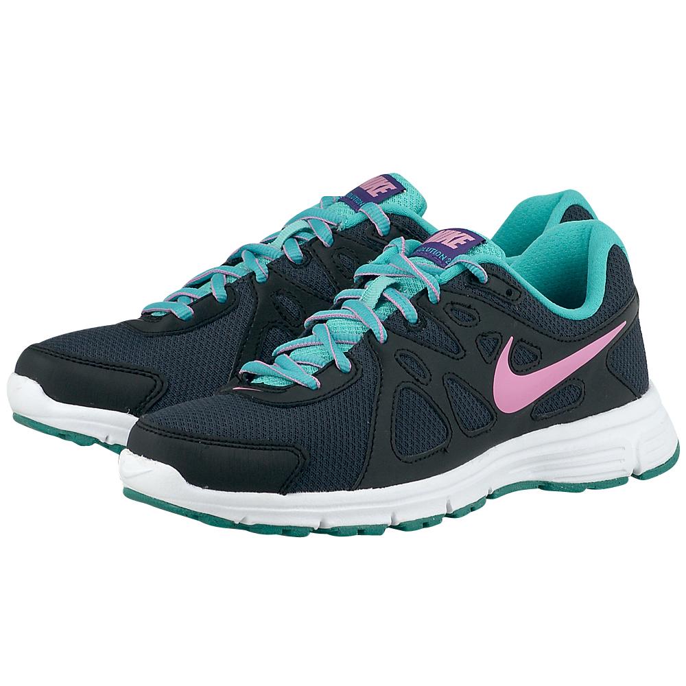 Nike  Revolution 2 5549010253 ΜΑΥΡΟ