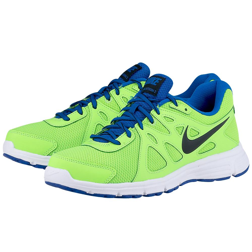 Nike  Revolution 2 5549543024 ΛΑΧΑΝΙ ΜΠΛΕ