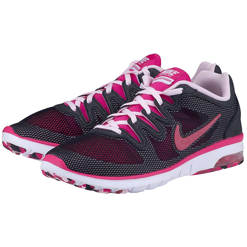 Nike – Nike Wmns Air Max 555161018-3 – ΜΑΥΡΟ/ΡΟΖ