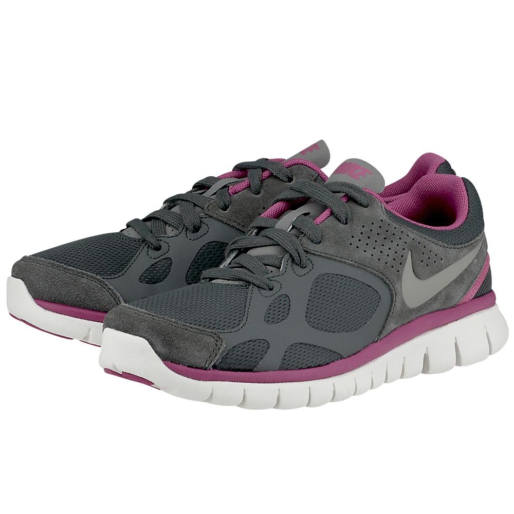 Nike - Nike Wmns Flex 2012 Rn 555618003-3 - ΓΚΡΙ