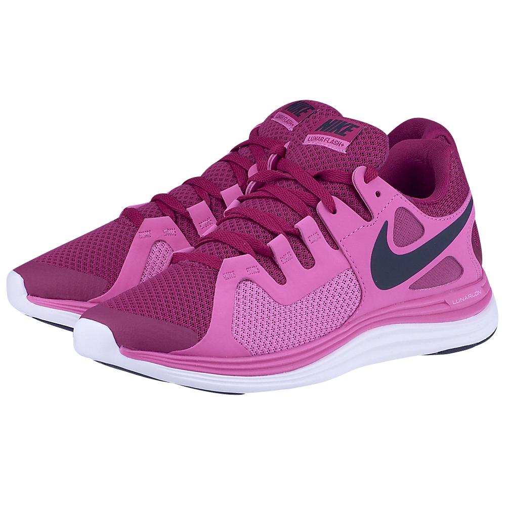 Nike - Nike Wmns Lunarflash+ 580397505-3 - ΦΟΥΞΙΑ