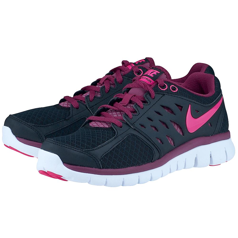 Nike – Nike Flex 2013 580441013-3 – ΜΑΥΡΟ/ΜΩΒ