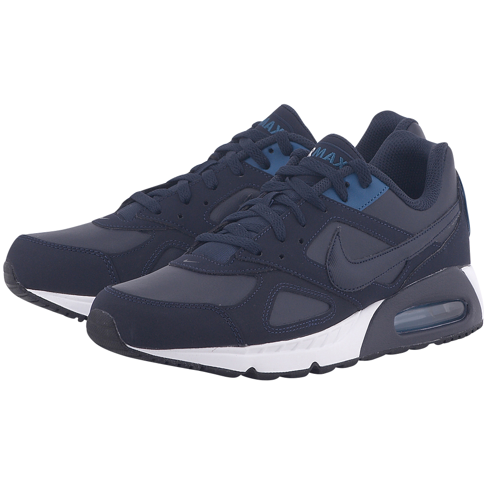 Nike - Nike Air Max Ivo 580520444-4 - ΜΠΛΕ ΣΚΟΥΡΟ