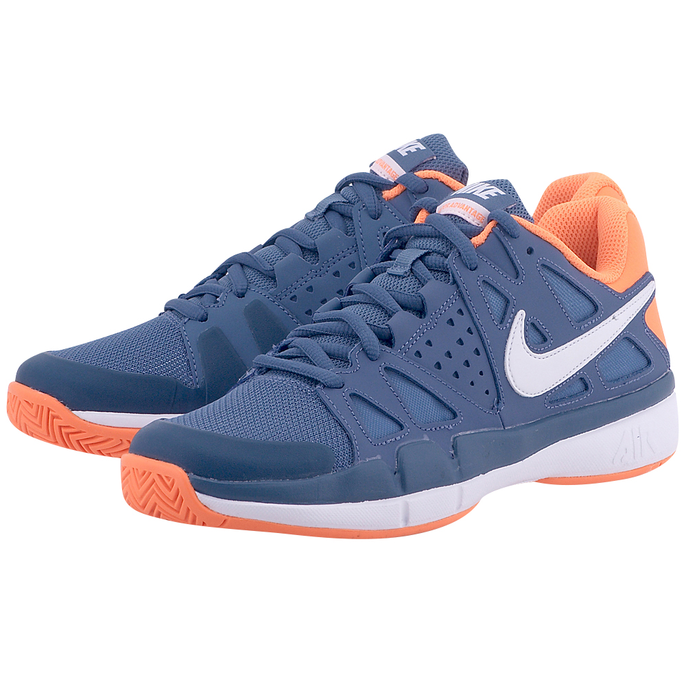 Nike - Nike Air Vapor Advantage 599359400-4 - ΜΠΛΕ ΣΚΟΥΡΟ