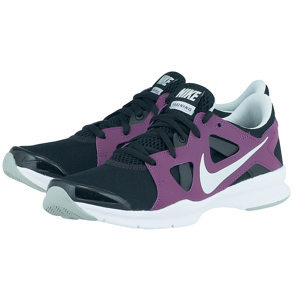 Nike – Nike Wmns In-Season TR3 599553014-3 – ΜΑΥΡΟ/ΜΩΒ