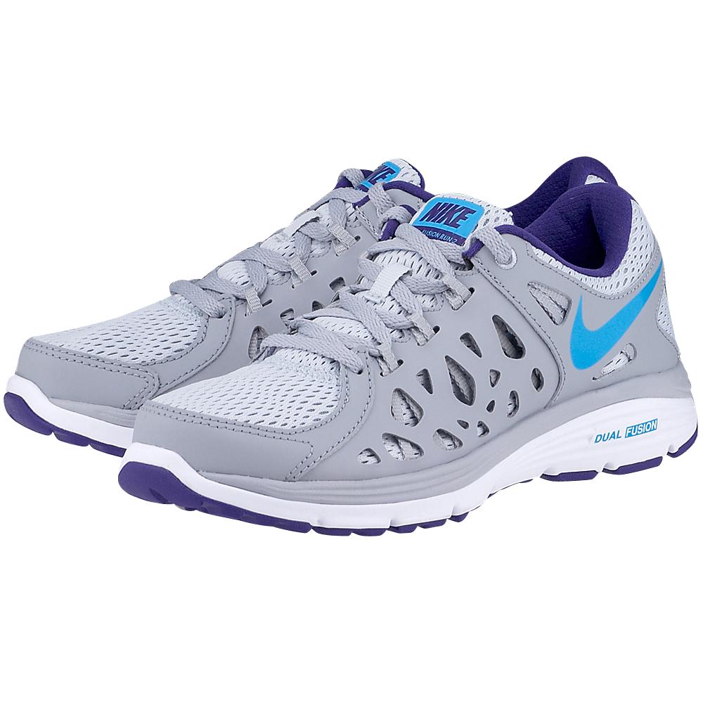 Nike - Nike Dual Fusion Run 599564010-3 - ΓΚΡΙ