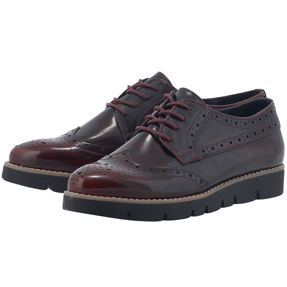 Maria Mare - Maria Mare 61267MM - ΜΠΟΡΝΤΩ outlet   γυναικεια   brogues   loafers