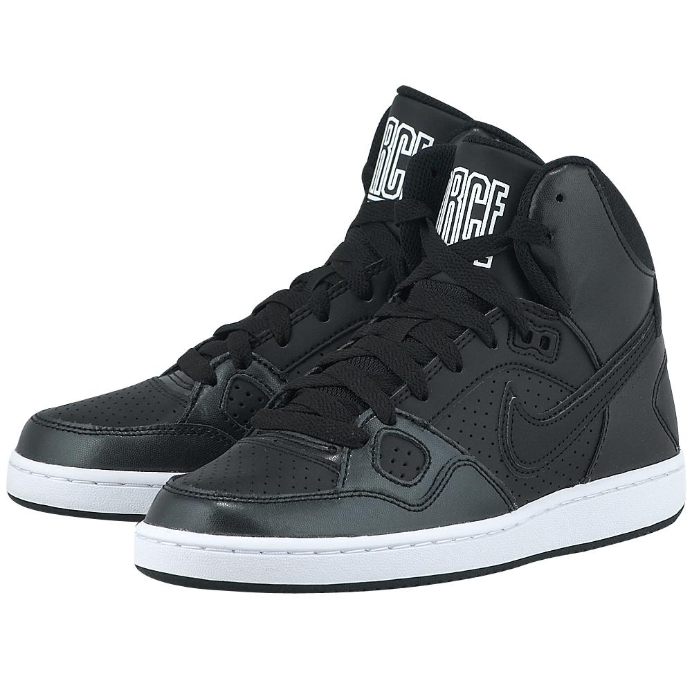 Nike – Nike Son Of Force Mid 616303012-3 – ΜΑΥΡΟ