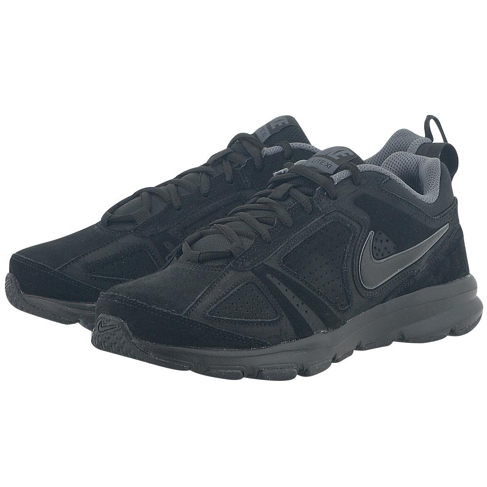 Nike - Nike T-Lite X1 616546003-4 - ΜΑΥΡΟ