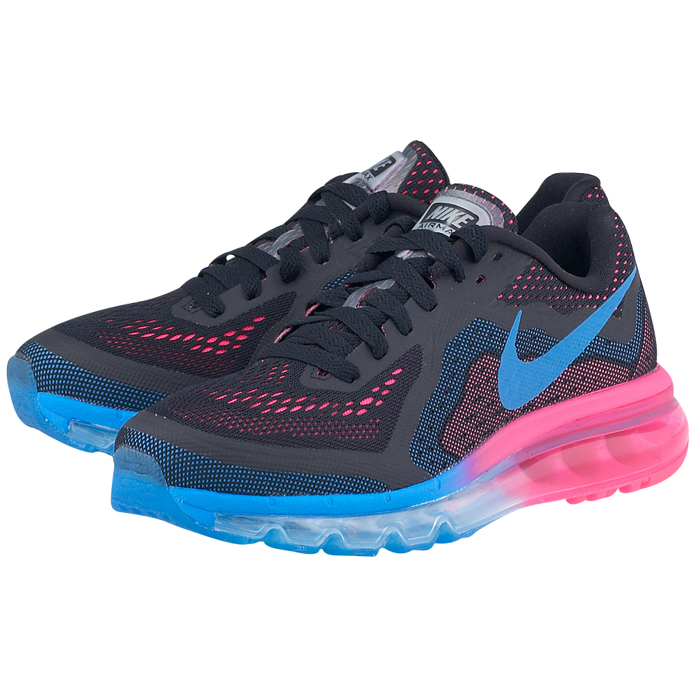 Nike – Nike Wmns Air Max 2014 621078004-3 – ΜΑΥΡΟ