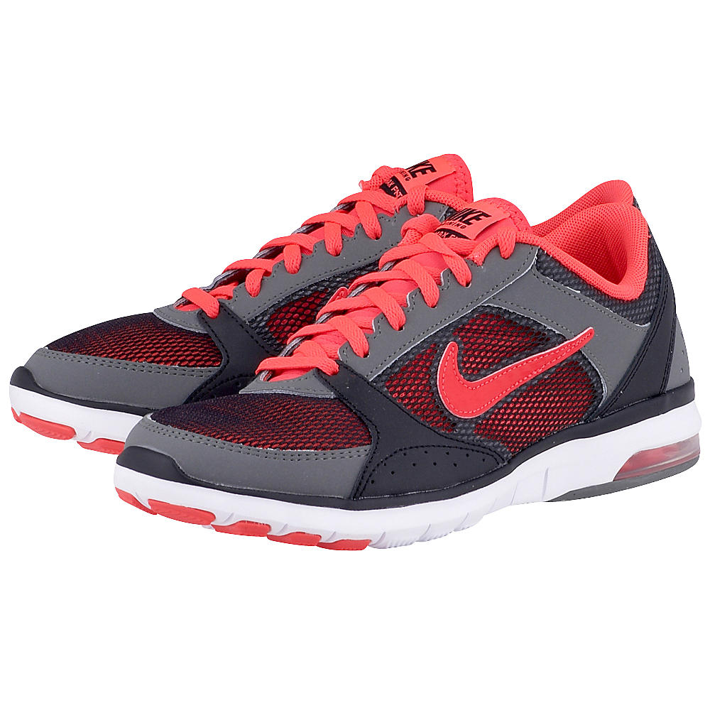 Nike - Nike Air Max Fit 630523004-3 - ΚΟΚΚΙΝΟ/ΜΑΥΡΟ outlet   γυναικεια   αθλητικά   running