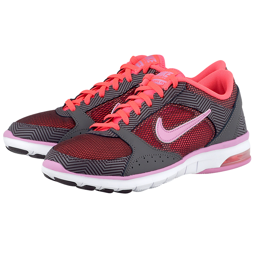 Nike - Nike Air Max Fit 630523600-3. - ΓΚΡΙ/ΚΟΡΑΛΙ outlet   γυναικεια   αθλητικά   running