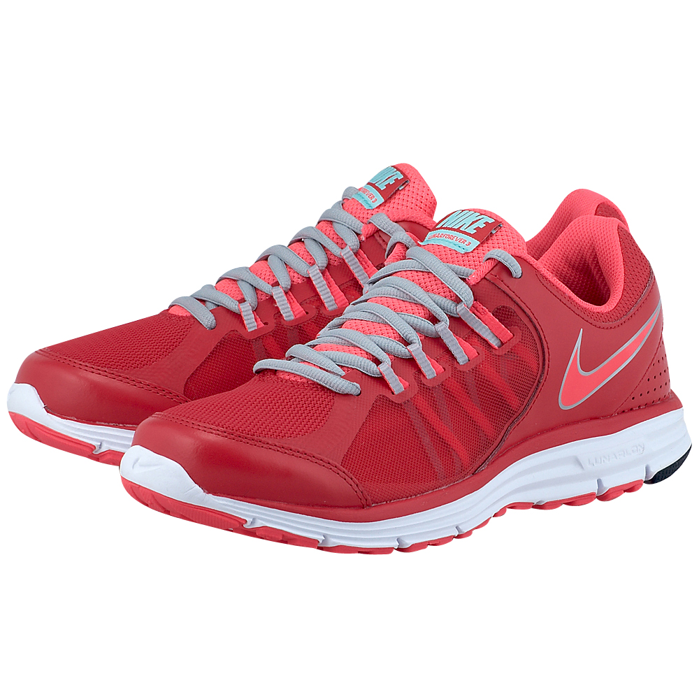 Nike - Nike Lunar Forever 3 631426601-3. - ΚΟΚΚΙΝΟ