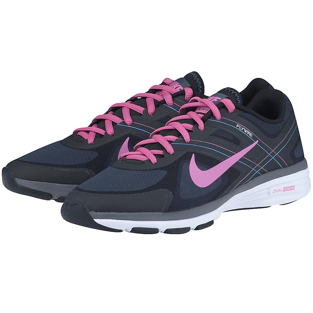 Nike - Nike Dual Fusion TR 2 631459002-3 - ΜΑΥΡΟ