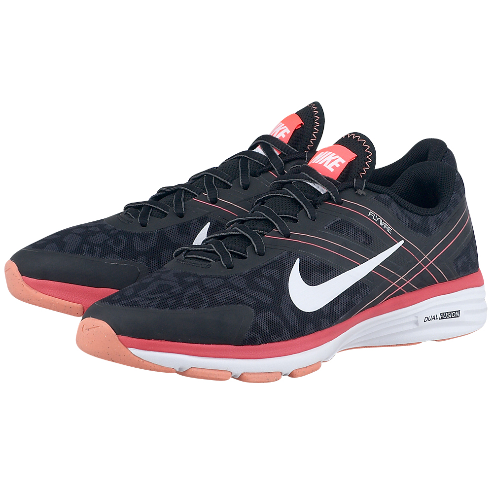 Nike – Nike Dual Fusion TR 2 Print 631661016-3 – ΜΑΥΡΟ