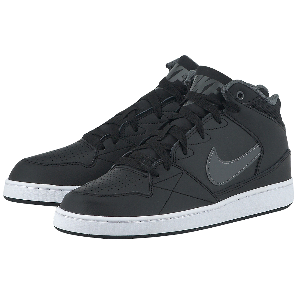 Nike - Nike Priority Mid 641893005-4 - ΜΑΥΡΟ outlet   ανδρικα   αθλητικά   basket