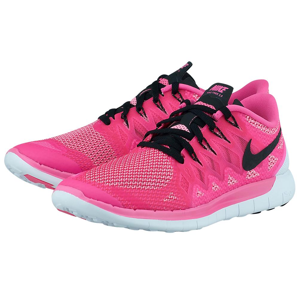 Nike – Nike Wmns Free 5.0 642199603-3 – ΡΟΖ