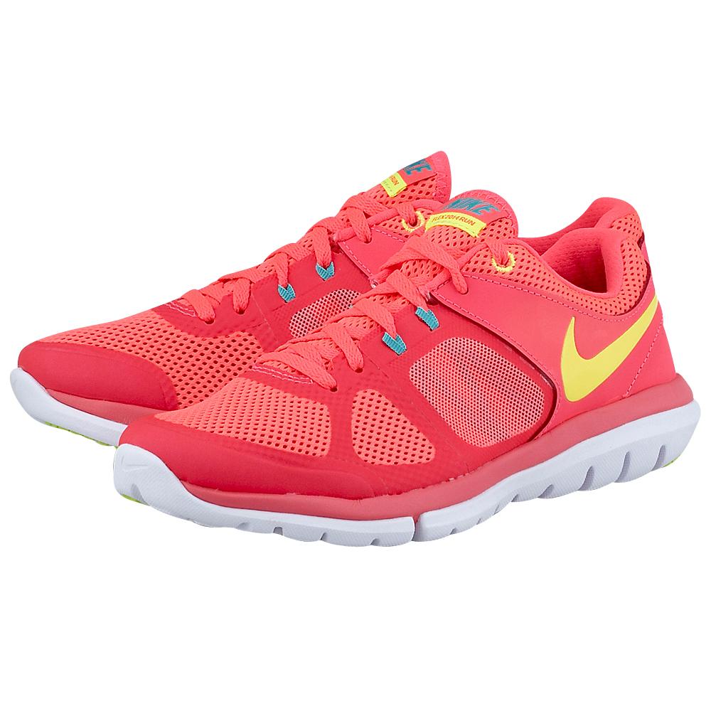 Nike - Nike Flex Run 2014 642767603-3 - ΦΟΥΞΙΑ outlet   γυναικεια   αθλητικά   running